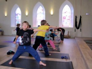 Kids Yoga with Laura