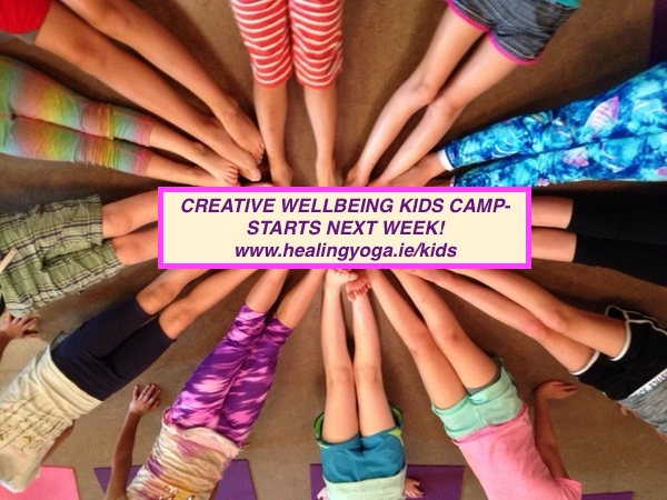 TV3 recommends Creative Wellbeing Kids Camp!